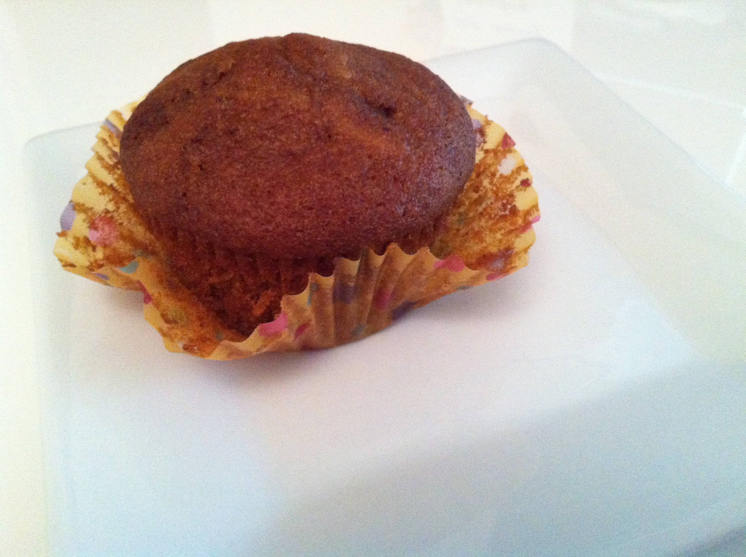 Just a simple pumpkin muffin